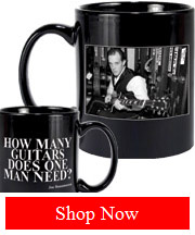 How Many Guitar Does One Man Need? Mug