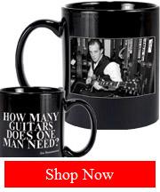 How Many Guitar Does One Man Need? Mug
