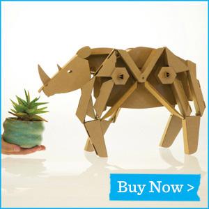 Kinetic Rhino